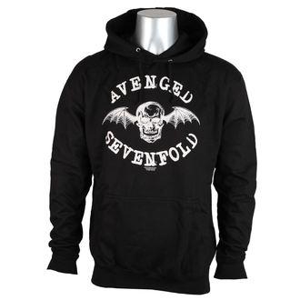 hoodie men's Avenged Sevenfold - Logo - BRAVADO EU, BRAVADO EU, Avenged Sevenfold