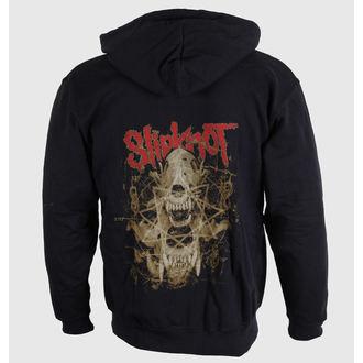 hoodie men's Slipknot - Skull Teeth - BRAVADO EU, BRAVADO EU, Slipknot