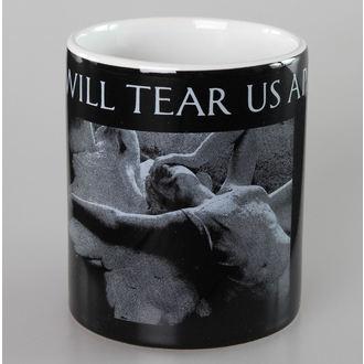 cup Joy Division - Love Will Tear - Black - ROCK OFF, ROCK OFF, Joy Division