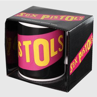 cup Sex Pistols - Classic Logo - ROCK OFF, ROCK OFF, Sex Pistols
