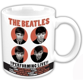 cup The Beatles - Performing Live - ROCK OFF, ROCK OFF, Beatles