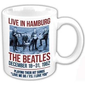 cup The Beatles - Hamburg - ROCK OFF, ROCK OFF, Beatles