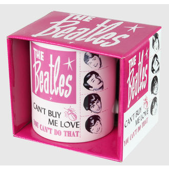 cup The Beatles - Can not Buy Me Love - ROCK OFF, ROCK OFF, Beatles