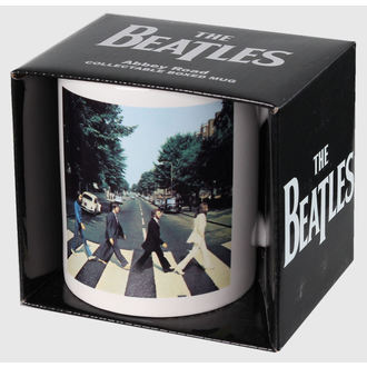 cup The Beatles - Abbey Road - ROCK OFF, ROCK OFF, Beatles
