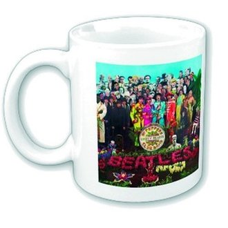cup The Beatles - Sgt Pepper - ROCK OFF, ROCK OFF, Beatles