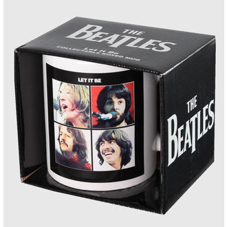 cup The Beatles - Let It Be - ROCK OFF - BTTWMUG04