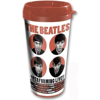 cup thermal The Beatles - Performing Live - ROCK OFF, ROCK OFF, Beatles