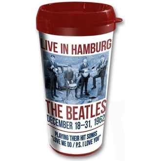 cup thermal The Beatles - Hamburg - ROCK OFF, ROCK OFF, Beatles