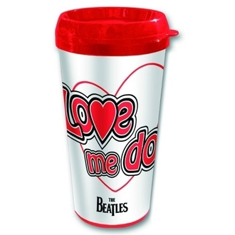 cup thermal The Beatles - Love Me Do - ROCK OFF, ROCK OFF, Beatles