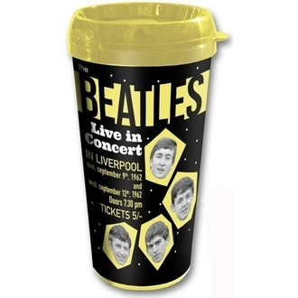 cup thermal - The Beatles - Drop T - ROCK OFF, ROCK OFF, Beatles
