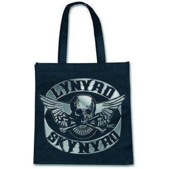 bag (handbag) Lynyrd Skynyrd - Biker Patch - ROCK OFF, ROCK OFF, Lynyrd Skynyrd