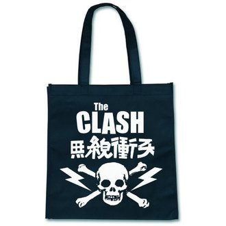 bag (handbag) The Clash - Skull - ROCK OFF, ROCK OFF, Clash