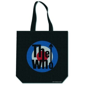 bag (handbag) The Who - Target - ROCK OFF, ROCK OFF, Who
