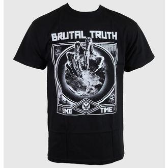 t-shirt metal men's Brutal Truth - End Time - RELAPSE, RELAPSE, Brutal Truth