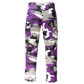 Men's Trousers US BDU - ARMY - LILA CAMO, MMB
