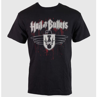 t-shirt metal men's Hail Of Bullets - Full Scale War - RELAPSE, RELAPSE, Hail Of Bullets