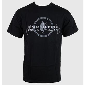 t-shirt metal men's Mastodon - Logo Remission - RELAPSE, RELAPSE, Mastodon