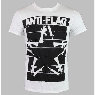t-shirt metal men's Anti-Flag - Duct Tape Guns Star - KINGS ROAD - 20041891