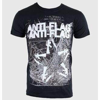 t-shirt metal men's Anti-Flag - - KINGS ROAD, KINGS ROAD, Anti-Flag