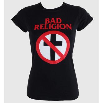 t-shirt metal women's Bad Religion - Cross Buster - KINGS ROAD, KINGS ROAD, Bad Religion