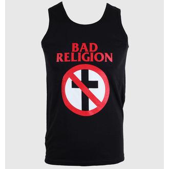 top men Bad Religion - Cross Buster - Black - KINGS ROAD, KINGS ROAD, Bad Religion