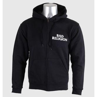 hoodie men's Bad Religion - Cross Buster - KINGS ROAD, KINGS ROAD, Bad Religion