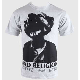 t-shirt metal men's Bad Religion - Recipe For Hate - KINGS ROAD, KINGS ROAD, Bad Religion