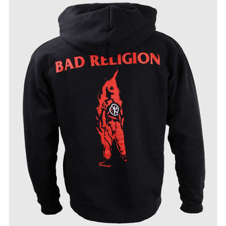 hoodie men's Bad Religion - Suffer - KINGS ROAD, KINGS ROAD, Bad Religion