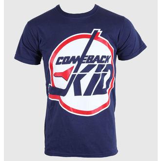 t-shirt metal men's Comeback Kid - Jets - KINGS ROAD - 00016