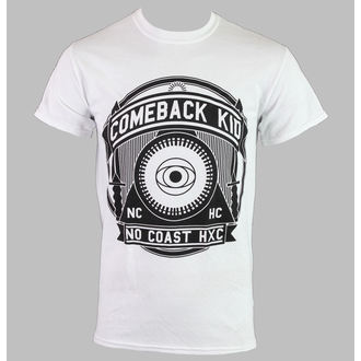 t-shirt metal men's Comeback Kid - NCHC - KINGS ROAD, KINGS ROAD, Comeback Kid