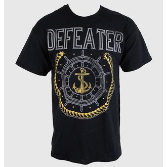 t-shirt metal men's Defeater - Anchor - KINGS ROAD, KINGS ROAD, Defeater