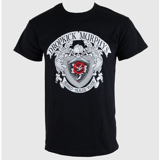 t-shirt metal men's Dropkick Murphys - Signed And Sealed - KINGS ROAD, KINGS ROAD, Dropkick Murphys