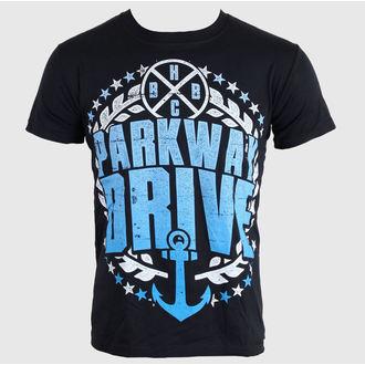Metal T-Shirt men's Parkway Drive - Anchor Bold - Buckaneer - 001-1792-001