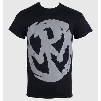 t-shirt metal men's unisex Pennywise - Large Gray Logo - KINGS ROAD - 53493