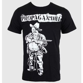 t-shirt metal men's unisex Propagandhi - Cowboy - KINGS ROAD, KINGS ROAD, Propagandhi