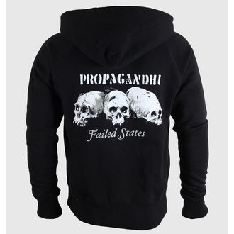 hoodie men's Propagandhi - Failed States Crest - KINGS ROAD, KINGS ROAD, Propagandhi