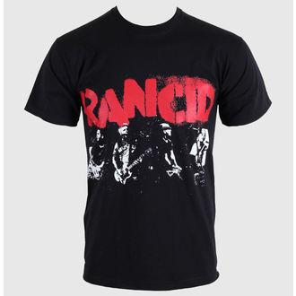 t-shirt metal men's unisex Rancid - Let The Dominoes - KINGS ROAD, KINGS ROAD, Rancid