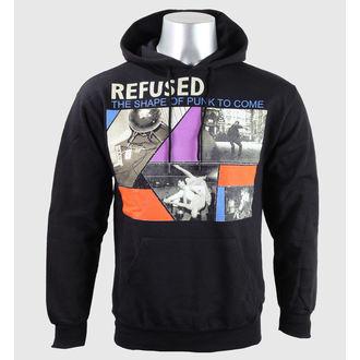 hoodie men's Refused - The Shape Of Punk - KINGS ROAD - 20001637