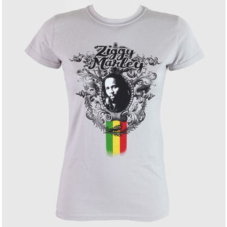 t-shirt metal women's unisex Ziggy Marley - Peaceful - KINGS ROAD, KINGS ROAD, Ziggy Marley