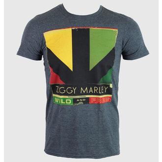 t-shirt metal men's unisex Ziggy Marley - Wild & Free Album - KINGS ROAD - 20051533