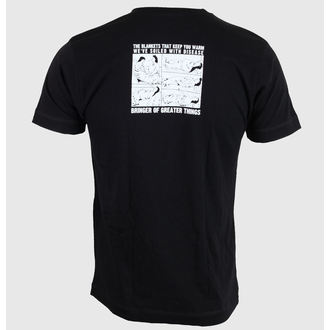 t-shirt metal men's unisex Propagandhi - Cowboy - KINGS ROAD - 00062, KINGS ROAD, Propagandhi