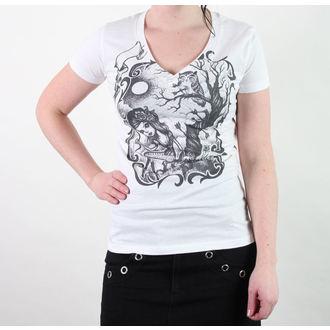 t-shirt hardcore women's unisex - Whitney Lenox - BLACK MARKET - BM059