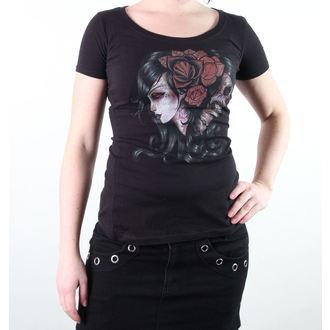 t-shirt hardcore women's unisex - Whitney Lenos - BLACK MARKET - BM063