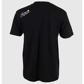t-shirt hardcore men's unisex - David Lozeau - BLACK MARKET - BM074