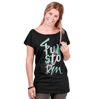 t-shirt street women's unisex - Arvada Top - FUNSTORM - Arvada Top - 21 BLACK