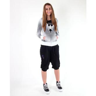 pants - trackpants 3/4- women FUNSTORM - Albany - 21 BLACK