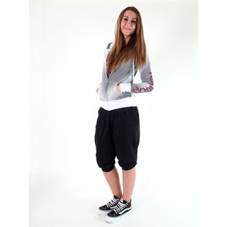 pants - trackpants 3/4- women FUNSTORM - Albany - 21 BLACK