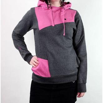 hoodie women's - Bolsa - FUNSTORM - Bolsa - 20 D GREY