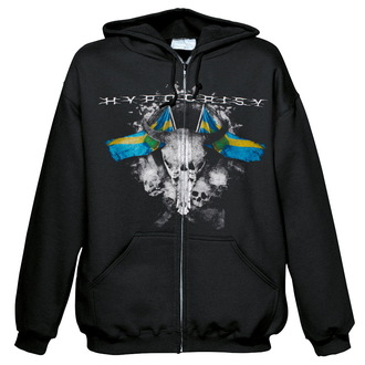 hoodie men's Hypocrisy - Sweden Cross - NUCLEAR BLAST, NUCLEAR BLAST, Hypocrisy