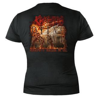 t-shirt metal women's unisex Kreator - Dying Alive - NUCLEAR BLAST, NUCLEAR BLAST, Kreator